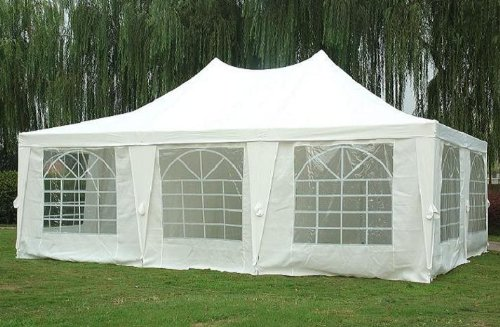 23'x16.5' Wedding Party Tent Canopy Gazebo Heavy