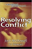 Resolving Conflict (a devotional journal for youth) (0849937884) by Ed Stewart