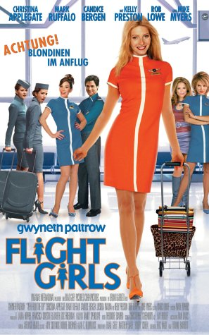 Flight Girls [VHS]