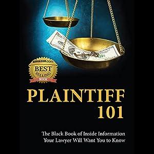 Plaintiff 101 Audiobook