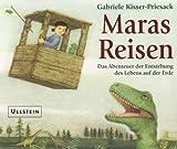 Maras Reisen, 4 Audio-CDs - Gabriele Kisser-Priesack