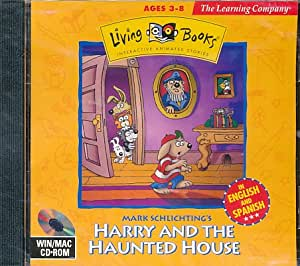 harry and the haunted house manufacturer
