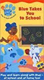 Blues Clues - Blue Takes You To School [VHS]