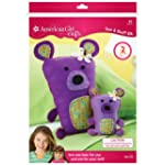 American Girl Crafts Bears Sew and St...