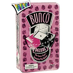 Deluxe Bunco Game