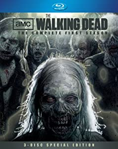 The Walking Dead: The Complete First Season (3-Disc Special Edition) [Blu-ray] from ANCHOR BAY