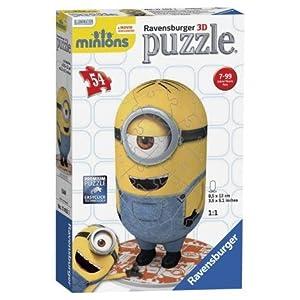 Minion Stuart 3D Jigsaw Puzzle