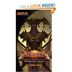 Scourge: Onslaught Cycle, Book III by J. Robert King
