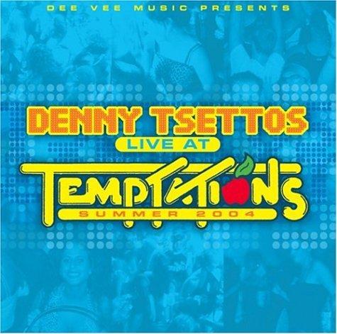 Denny Tsettos - Live At Temptations: Summer