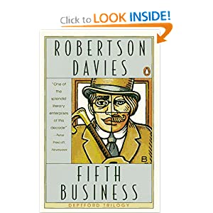 Amazon.com: Fifth Business (Deptford Trilogy) (9780140167948 ...