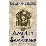 The Amulet Of Samarkand (Bartimaeus Trilogy)by Jonathan Stroud