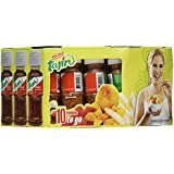 Tajin Seasoning with Lime 10 Minis to Go, 10/.35 Oz. Bottles