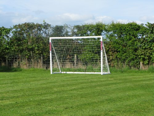 8' x 6' Samba Football Goal Post - [The ONLY GOAL That can be left outside in any weather] (FORZA)