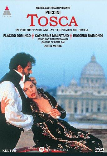 Tosca: Live in Rome starring Placido Domingo