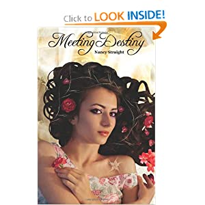 Meeting Destiny (Destiny Series - Book 1) Nancy Straight, Linda Brant and Dreamscape Covers