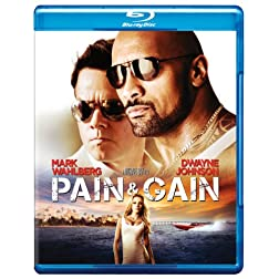 Pain & Gain [Blu-ray]