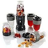 MaxiMatic EPB-1800 Elite Cuisine 300-Watt 17-Piece Personal Drink Blender,  ....