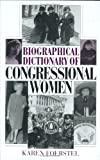 img - for Biographical Dictionary of Congressional Women book / textbook / text book