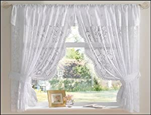 Curtains With Pelmet Attached Kitchen Cornice and Pelmet