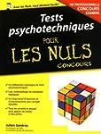 Tests psychotechniques pour les Nuls:...