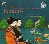 echange, troc Muriel Bloch - Ce qui arriva à monsieur et madame Kintaro : Un conte du Japon (1CD audio)