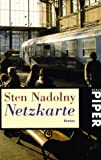 Netzkarte - Sten Nadolny