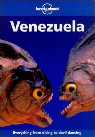 Lonely Planet Venezuela (2nd ed)