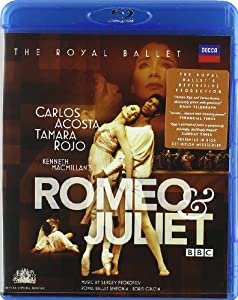 Prokofiev - Romeo and Juliet [Blu-ray] [2007] [2009][Region A] [US Import] from Universal