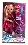 Nancy - Fashion Star Glam Star, muñeca (Famosa 700011543)