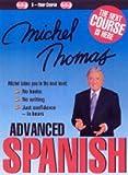 Michel Thomas Advanced Spanish (CD)