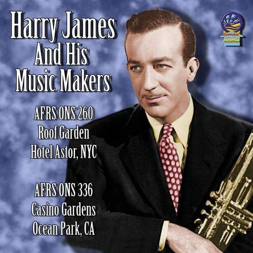 CD : Harry James - Sweet & Lovely (CD)