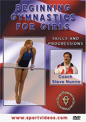 Beginning Gymnastics For Girls - Skills And Progressions [DVD] [NTSC]