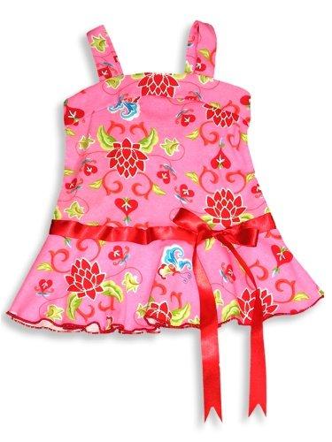 Rubbies - Girls Sundress, Pink, Red, Green - Buy Rubbies - Girls Sundress, Pink, Red, Green - Purchase Rubbies - Girls Sundress, Pink, Red, Green (Rubbies, Rubbies Dresses, Rubbies Girls Dresses, Apparel, Departments, Kids & Baby, Girls, Dresses, Girls Dresses, Casual, Casual Dresses, Girls Casual Dresses)