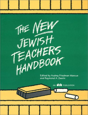 The New Jewish Teachers Handbook