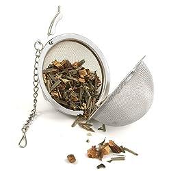 Easy Filter Tea Infuser Ball For Green Tea