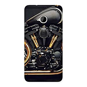 Special Chopper Engine Back Case Cover for HTC One M7