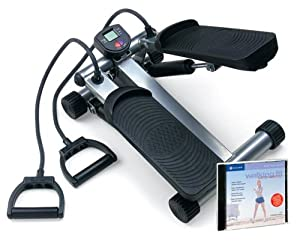 Gaiam Mini Stepper with Resistance System