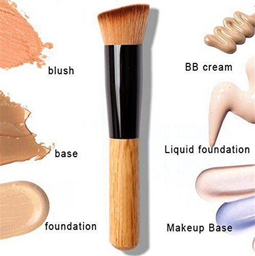 value-makers-makeup-foundation-powder-brush-professional-make-up-brush-cosmetici-strumenti-pennello-