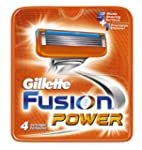 Gillette Fusion Power Refill Cartridg...
