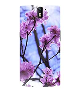 Fusion Gear Flowers Case for OnePlus One
