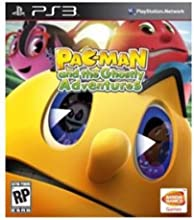 NAMCO PAC-MAN and the Ghostly Adventures ActionAdventure Game - Blu-ray Disc - PlayStation 3  11103