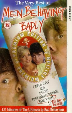 Men Behaving Badly-Very Best of [VHS]