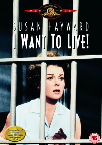 I Want To Live [1958] [DVD] [1943]