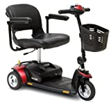 Go Go Elite Traveller Long Range LR 3 Wheel Scooter
