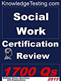 img - for Social Work Certification Review (Social Work Review Series Book 1) book / textbook / text book