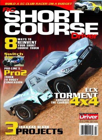 Rc Short Course Driver -- Volume #7