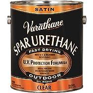 Rust Oleum 9332 Varathane Exterior Spar Urethane VOC-VOC EXT SATIN VARNISH
