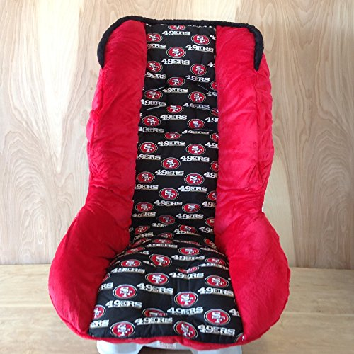Toddler Car Seat Cover- 49Er'S (Standard) front-43518