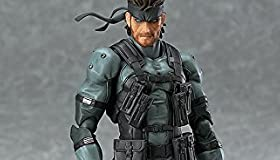 figma METAL GEAR SOLID2: SONS OF LIBERTY ソリッド・スネーク MGS2 ver. ノンスケール ABS&ATBC-PVC製 塗装済み可動フィギュア