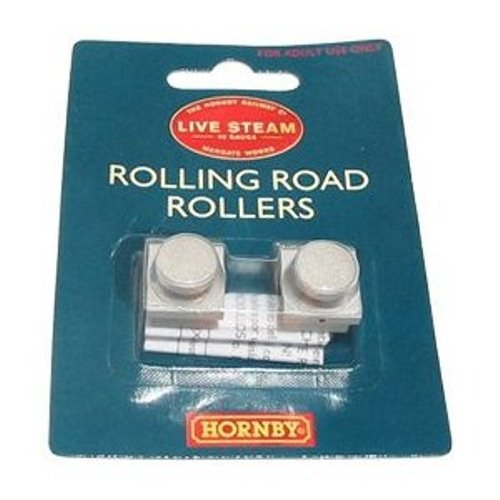 Hornby R8212 00 Gauge Spare Rollers Pack of 2 Live Steam Accessory